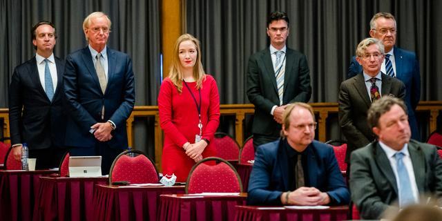 Zeven oud-FVD-senatoren sluiten zich aan bij JA21 van Eerdmans en Nanninga