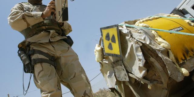 Mexico vaardigt opsporingsbericht uit voor radioactief materiaal