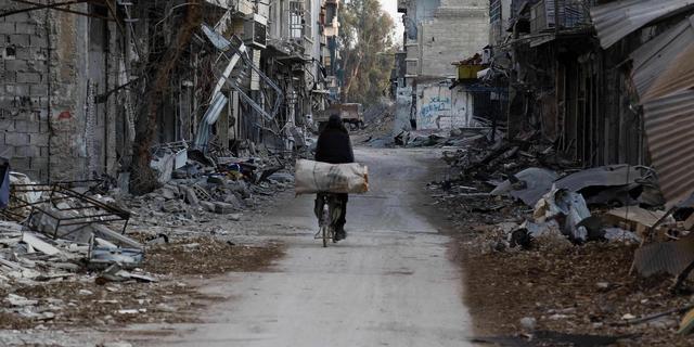 'Vijf jaar na begin oorlog Syrië is onderwijs primaire levensbehoefte'
