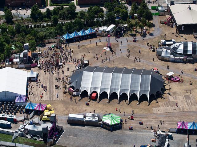 Milkshake Festival krijgt camping