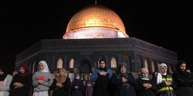 Tientallen gewonden bij protesten in Jeruzalem