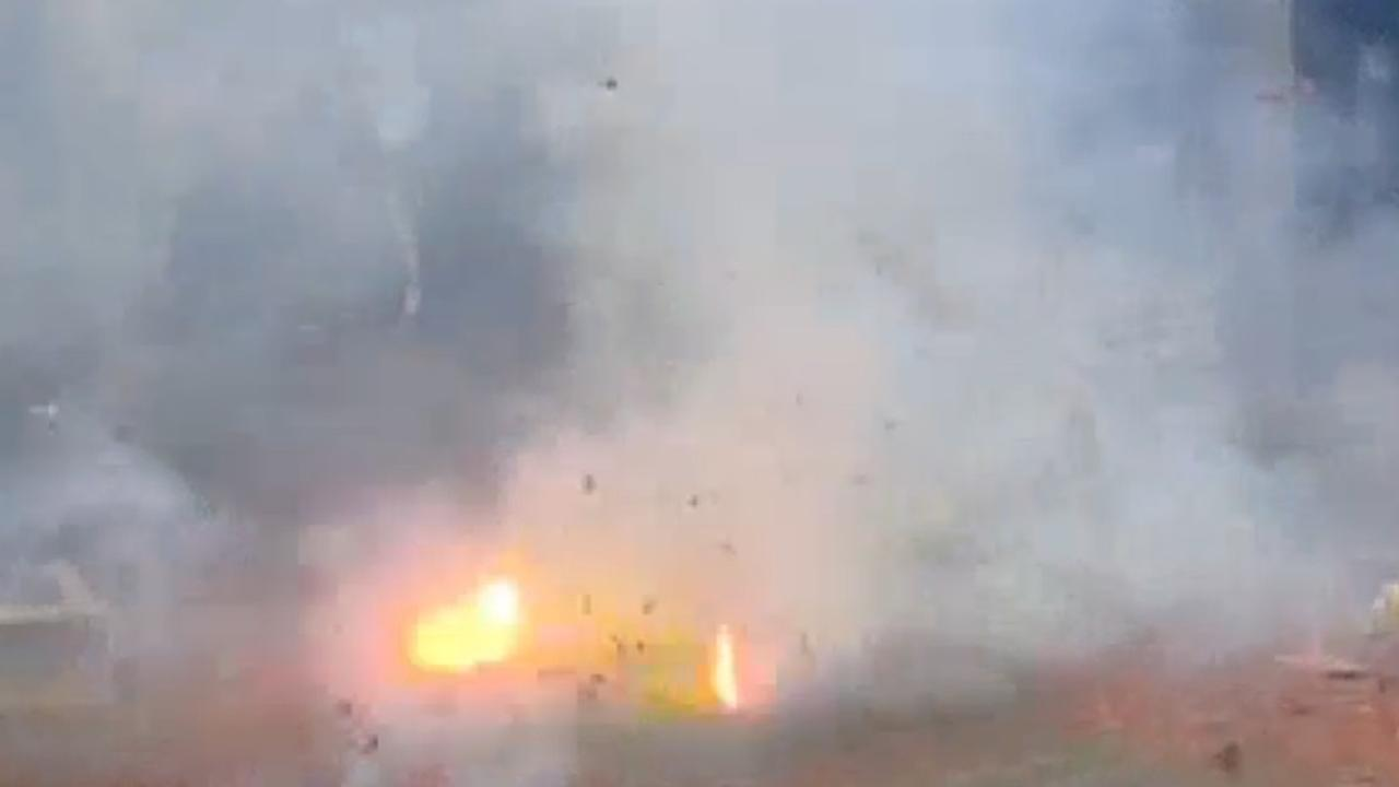 Vuurwerk afgestoken in Betondorp