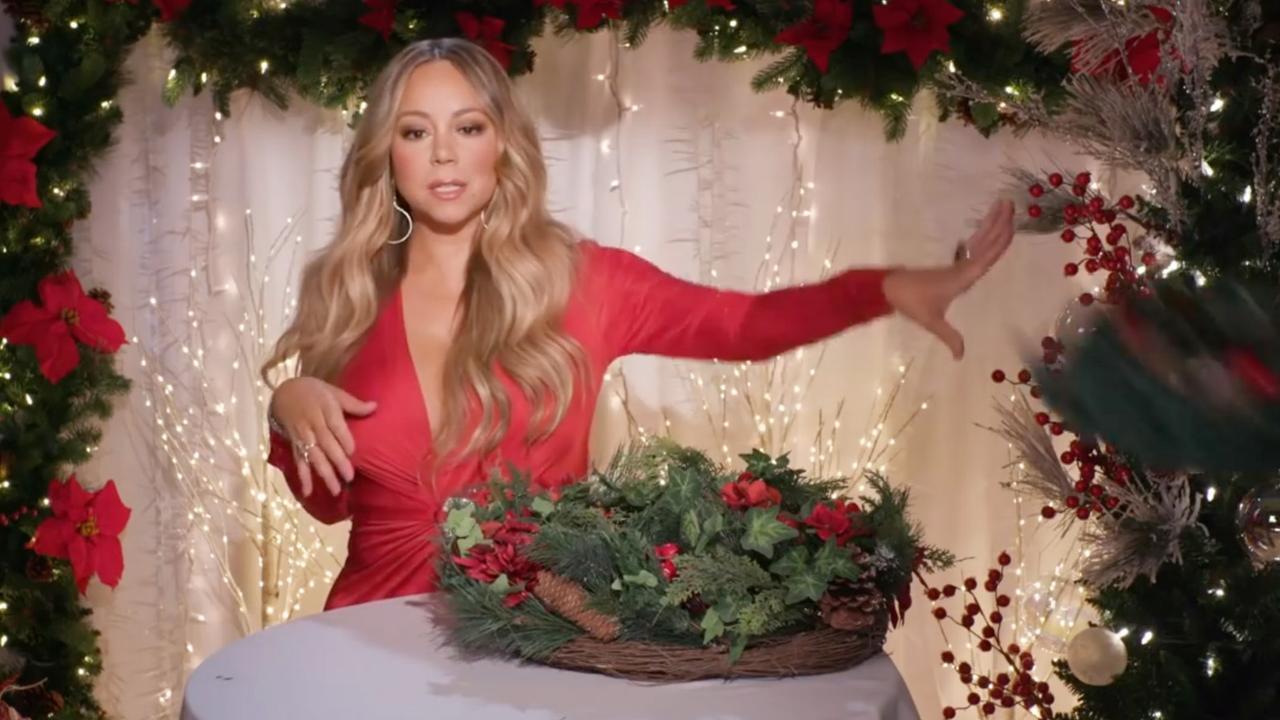 Mariah Carey beoordeelt 'goedkope' kerstdecoratie