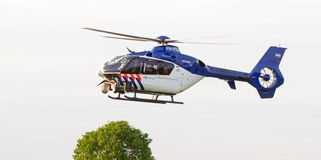 Politie rukt groots uit voor straatruzie in Rotterdam-Lombardijen