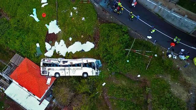 Alle 29 dodelijke slachtoffers van busongeluk op Madeira zijn Duits