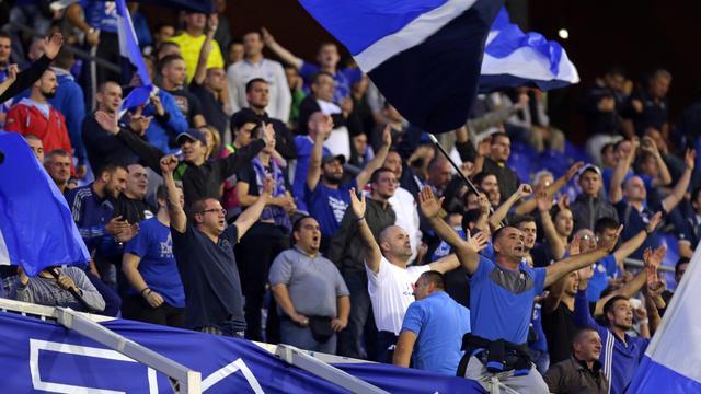 Geen uitfans bij CL-duels tussen Dinamo Zagreb en Olympiakos