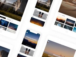 Download prachtige professionele foto's helemaal gratis