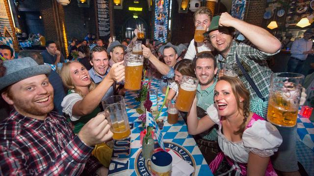 Weekend in Den Haag: Vliegerfestival en Oktoberfest