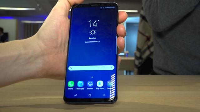 Eerste indruk: Samsung Galaxy S9 verfijnt een al goede telefoon