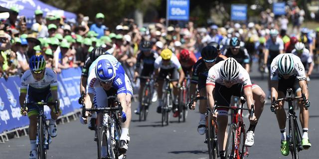 Murphy wint derde rit, Froome blijft tweede in Herald Sun Tour