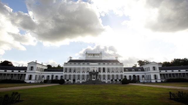 Gedeelte Paleis Soestdijk in gebruik genomen als hotel