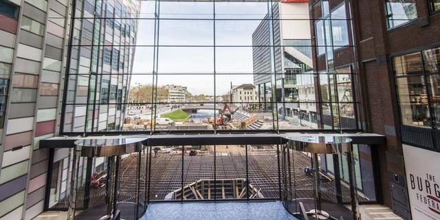 Nieuw gedeelte winkelcentrum Hoog Catharijne geopend