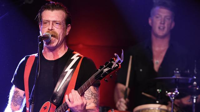 'Documentaire over Eagles of Death Metal wordt niet uitgezonden'