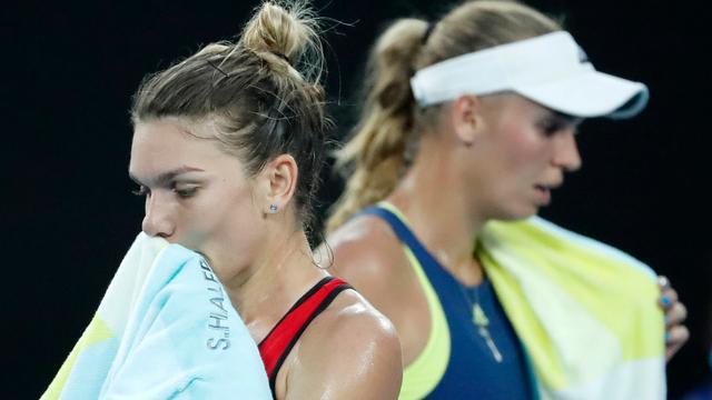 Halep neemt eerste plaats op WTA-ranking weer over van Wozniacki
