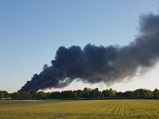 Politie stelt onderzoek in naar oorzaak van de brand