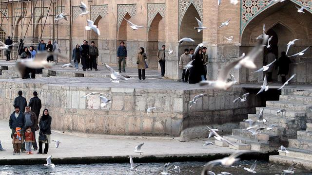 Interesse in reizen naar Iran flink toegenomen