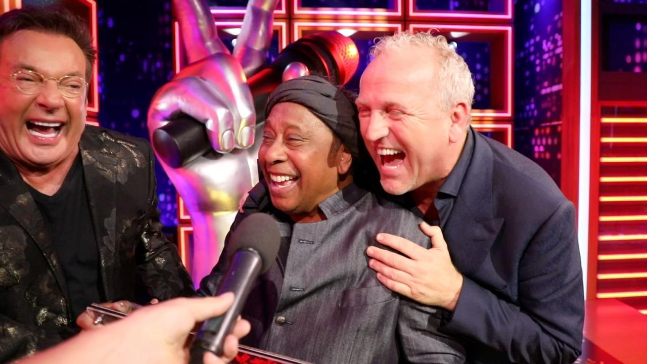 Voice Senior-winnaar grapt: 'Ik zag Geer en Goor nooit'