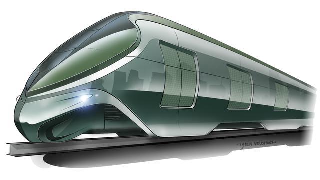 TU Delft naar tweede ronde in Hyperloop-wedstrijd