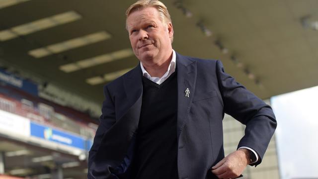Koeman haalt opnieuw uit naar Ierse bondscoach O'Neill