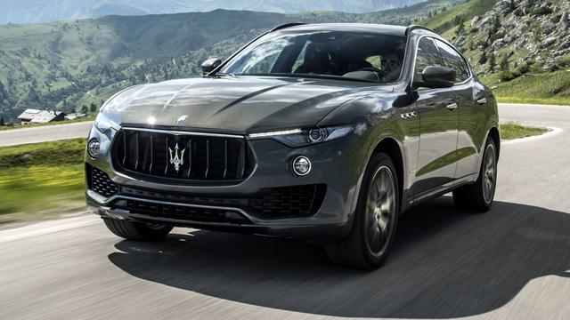 Maserati komt met tweede SUV