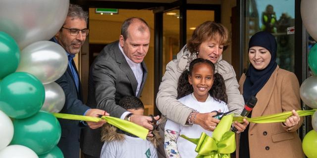 Burgemeester opent nieuw schoolgebouw An Noer