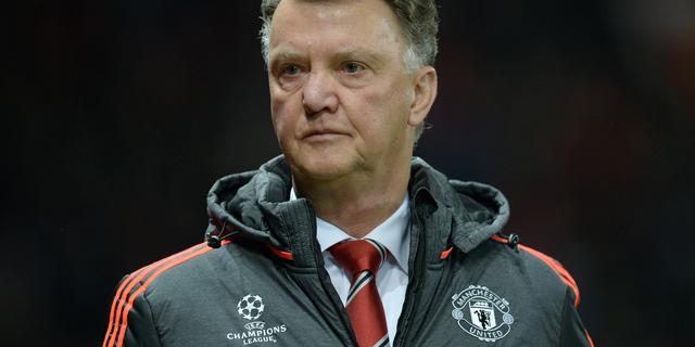 Van Gaal voelde vertrouwen wegebben bij spelers United