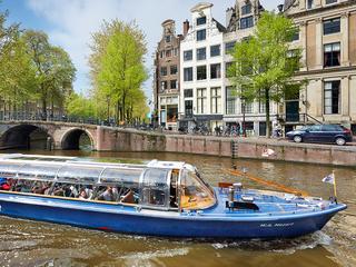 In totaal besteedden toeristen 75,7 miljard in Nederland