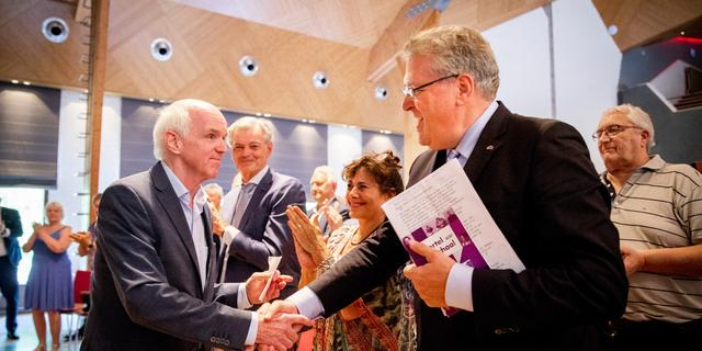 Oud-VVD'er Geert Dales verkozen tot voorzitter 50PLUS
