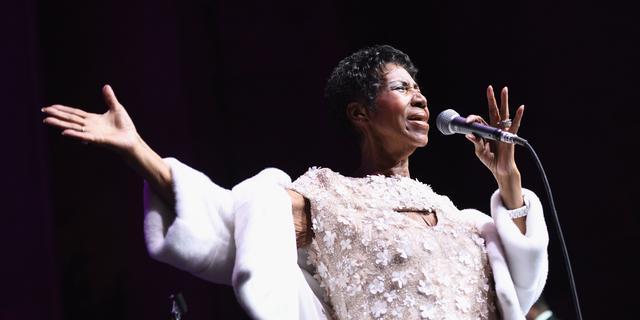 Legendarische soulzangeres Aretha Franklin (76) overleden