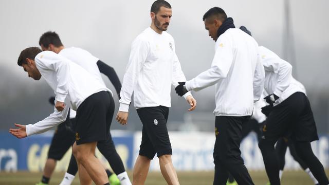 Allegri zet Bonucci na opstootje voor straf op tribune in Porto