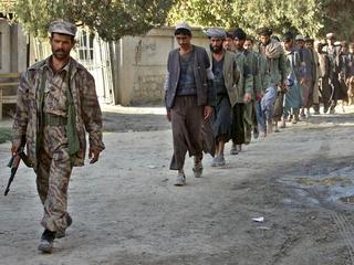 Terroristische organisatie meer aanwezig sinds buitenlandse troepen zich terugtrokken