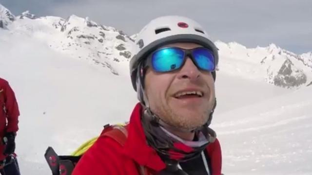 Mannen beklimmen zeven bergtoppen in 24 uur