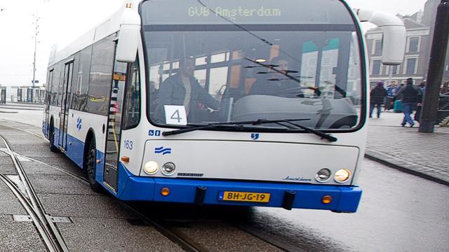 Overval GVB-chauffeur op IJburg 'volstrekt onacceptabel'