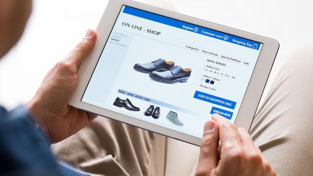 Omzet detailhandel groeit in derde kwartaal, vooral meer onlineverkopen