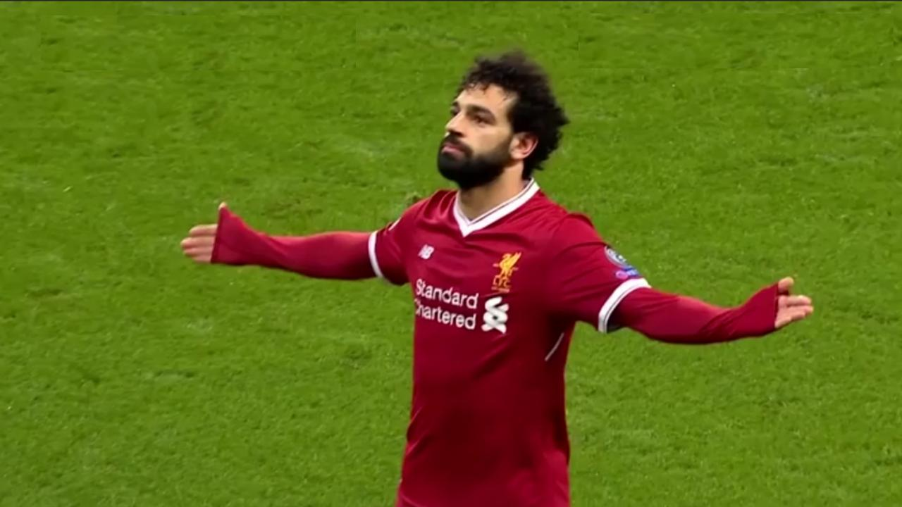 Alle Champions League-goals van Liverpool-held Salah dit seizoen