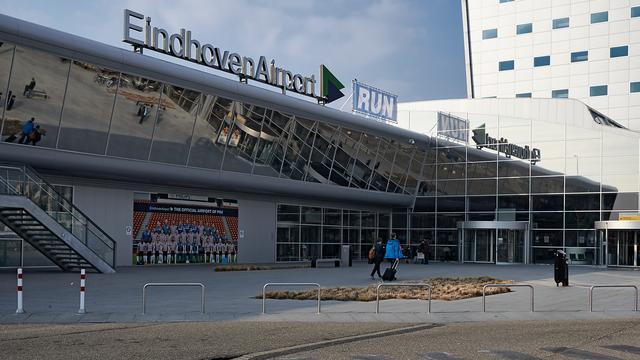 Vliegveld in Eindhoven in juni achttien dagen dicht