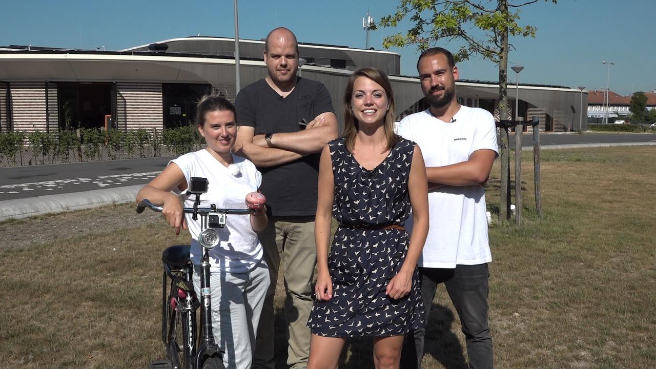Noord/Zuidlijn, fiets, ov, auto: hoe ga je het snelst door Amsterdam?