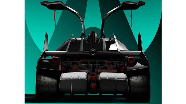 Ariel toont supersnelle elektrische auto