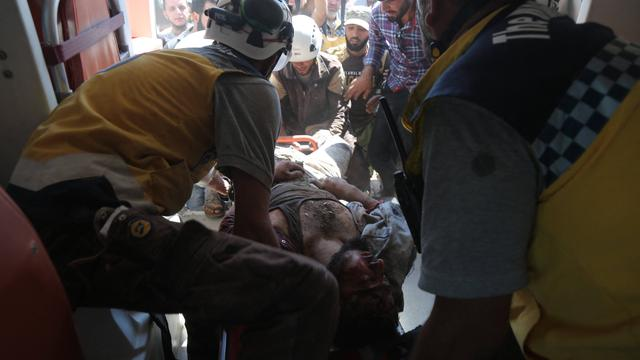 VN-mensenrechtenchef: 'Steeds meer burgerdoden in Syrië, wereld zwijgt'