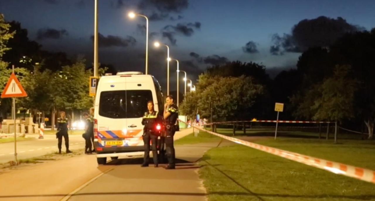 Politie doet onderzoek na steekpartij Den Haag