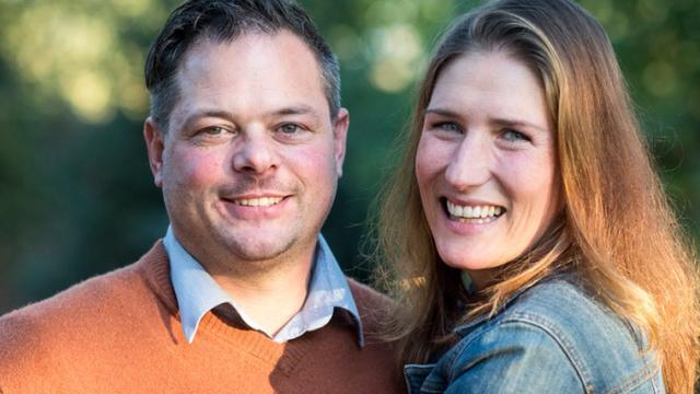 Boer zoekt Vrouw-deelnemer Marnix woont samen met vriendin Emmie