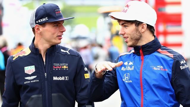 Red Bull-topman Marko: 'We moeten Gasly nog wat discipline bijbrengen'