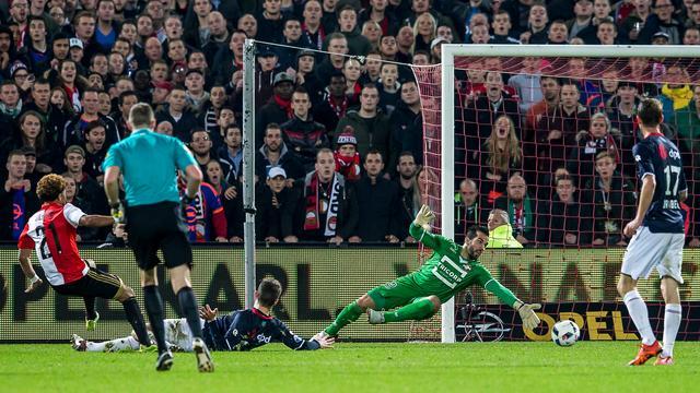 Van Bronckhorst prijst werklust Feyenoord na benauwde bekerzege