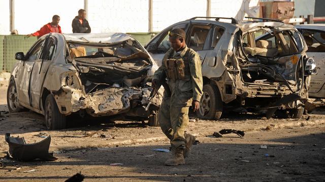 Regeringstroepen Somalië vernietigen kampen al-Shabaab