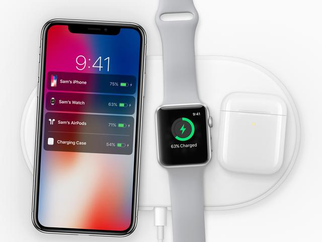 De Apple AirPower-mat