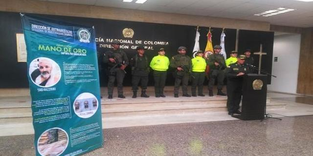 Saïd R. verstopte zich voor Colombiaanse politie als oudere man met baard