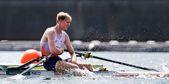 Vierde coronageval in Nederlandse ploeg: Spelen voorbij voor roeier Florijn