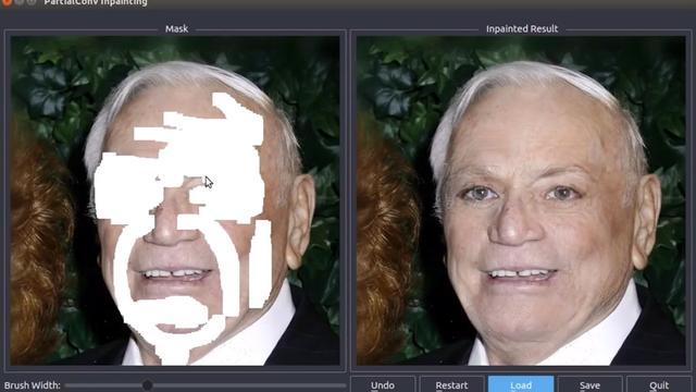 Kunstmatige intelligentie vult gaten in foto's op