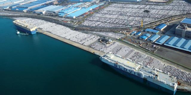 Zuid-Korea exporteert ruim de helft minder auto's in mei