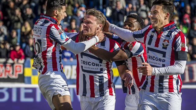 FC Utrecht te sterk voor FC Twente, Willem II rekent af met Roda JC